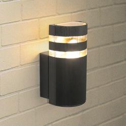 Светильник садово -парковый Elektrostandard 1444 TECHNO черный