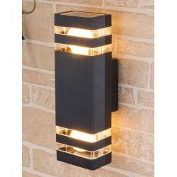 Светильник садово -парковый Elektrostandard 1449 TECHNO черный