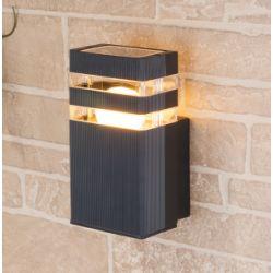 Светильник садово -парковый Elektrostandard 1450 TECHNO черный
