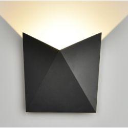Светильник садово -парковый Elektrostandard 1517 TECHNO LED BATTERFLY черный