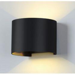 Светильник садово -парковый Elektrostandard 1518 TECHNO LED BLADE черный