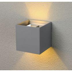 Светильник садово -парковый Elektrostandard 1548 TECHNO LED WINNER серый