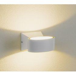Светильник садово -парковый Elektrostandard 1549 TECHNO LED BLINC белый