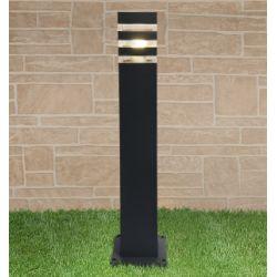 Светильник садово -парковый Elektrostandard 1550 TECHNO черный