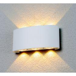 Светильник садово -парковый Elektrostandard 1551 TECHNO LED TWINKY TRIO белый