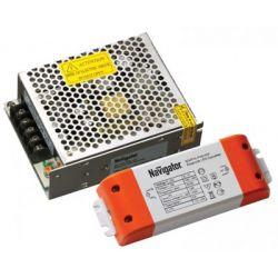 Драйвер для светодиодных ламп и модулей Navigator ND-P120-IP20-12V 71 466