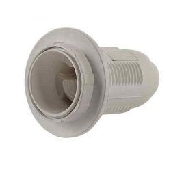 Патрон ASD Е27-ППК пластиковый с прижимным кольцом