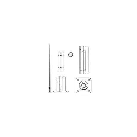 Опора ОГКл-8 горячий цинкПересвет В00004483