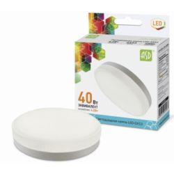 Светодиодная лампа ASD LED-GX53-standard 6Вт 230В 6500К 540Лм ASD