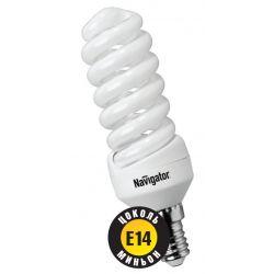 Компактная люминесцентная лампа Navigator NCL-SF10-15-827-E14 15Вт 94 289