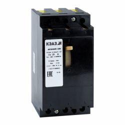 Автоматический выключатель 10А КЭАЗ АЕ2046М-100 Стандартное исполнение