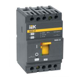 Автоматический выключатель 3П 100А 25кА ВА88-32 IEK