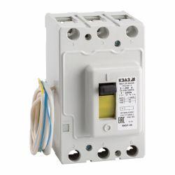 Автоматический выключатель 3П 100А ВА 57-35 342310-100А-1000-690AC-РМН230AC-УХЛ3-КЭАЗ