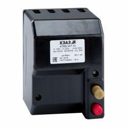 Автоматический выключатель 3П 10А 10кА АП50Б-3МТ под винт КЭАЗ (107-261) Стандартное исполнение