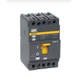 Автоматический выключатель 3П 125А 25кА ВА88-32 IEK