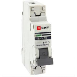 Выключатель нагрузки 1П 16А EKF PROxima
