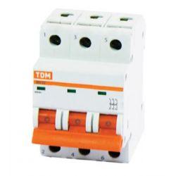 Выключатель нагрузки 3П 25А TDM ВН-32