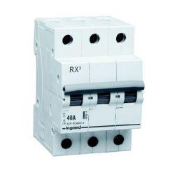 Выключатель нагрузки 3П 40А Legrand RX3 419412
